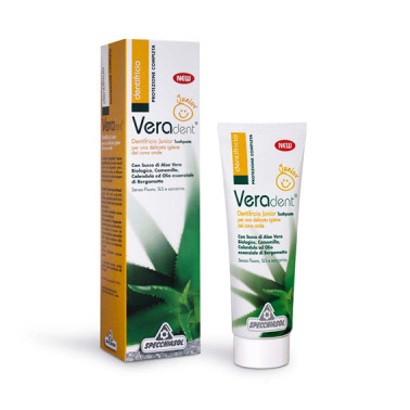 SPECCHIASOL Srl - VERADENT Dentifricio JUNIOR 75ml