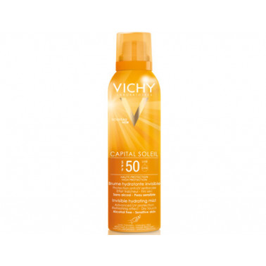 VICHY CAPITAL SOLEIL - VICHY C.SOLEIL Spray Invisibile Idratante SPF50+ 50ml