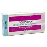 TACHIPIRINA NEONATI ANTIPIRETICO 62.5 MG 10 SUPPOSTE