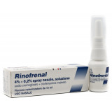 RINOFRENAL ANTIALLERGICO SPARAY NASALE 15 ML