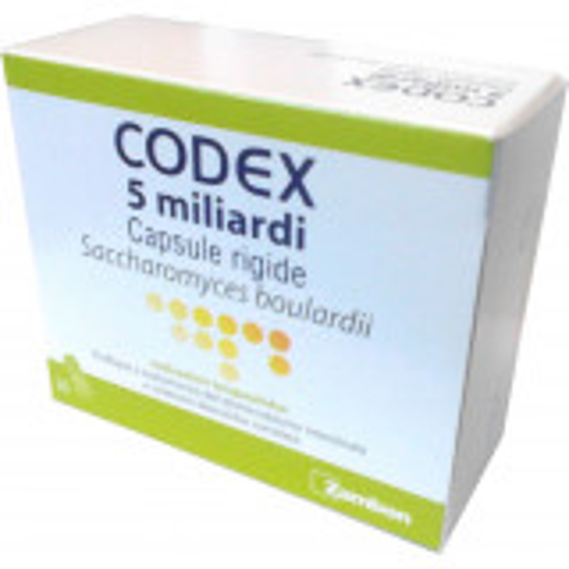 CODEX FERMENTI LATTICI FLACONE 20 CAPSULE