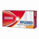 INFLUMED C 12 COMPRESSE EFFERVESCENTI