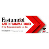 FASTUMDOL ANTINF*10CPR 25MG