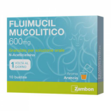 FLUIMUCIL 600MG MUCOLITICO 10 BUSTE
