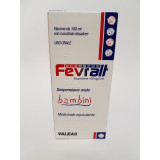 FEVRALT*BB OS SOSP 100MG/5ML