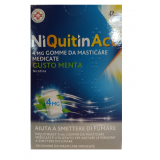 NIQUITINACT*30GOMME 4MG