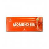 MOMENXSIN SINUSITE 12 COMPRESSE