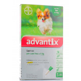 ADVANTIX SPOT ON* CANI FINO A 4KG 1 PIPETTA
