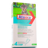 ATAXXA SPOT ON 4PIPETTE 1250MG/250MG PER CANI 10-25KG