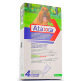 ATAXXA SPOT ON 4PIPETTE 2000MG/400MG PER CANI OLTRE 25KG