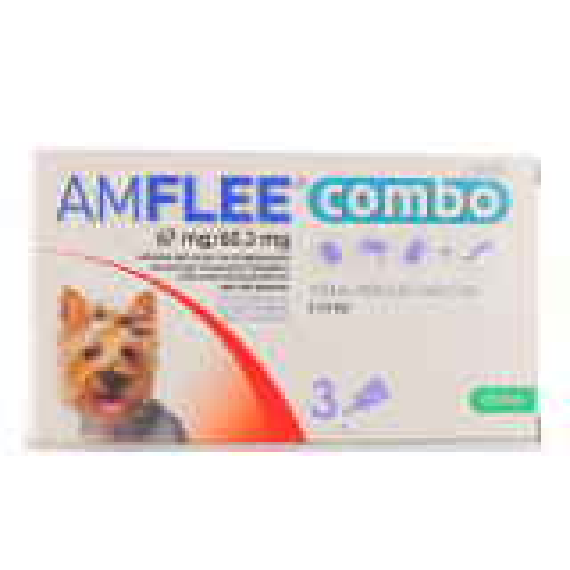 AMFLEE COMBO*3 PIP 67MG+60,3MG