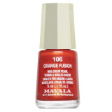 MAVALA MINICOLOR 106 ORANGE FUSION 5ML