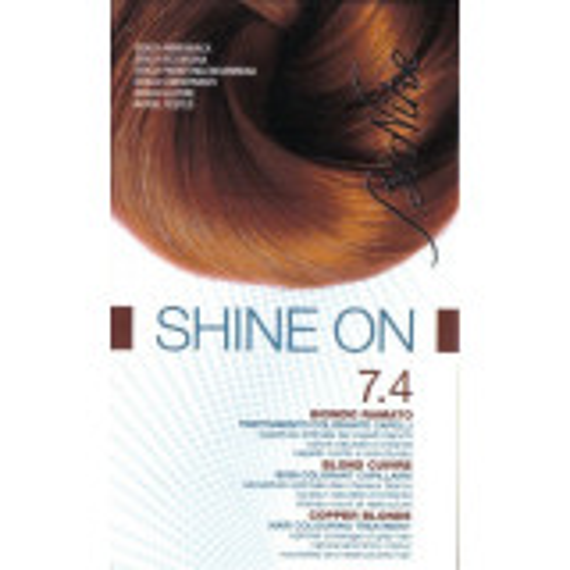 BIONIKE SHINE ON CAPELLI 7.4 BIONDO RAMATO