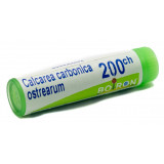 BOIRON CALCAREA CARBONICA OSTREARUM 200CH GLOBULI 1G