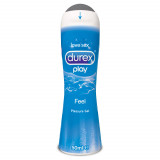 Durex Top Gel Feel - Effetto Seta - lubrificante intimo 50ml