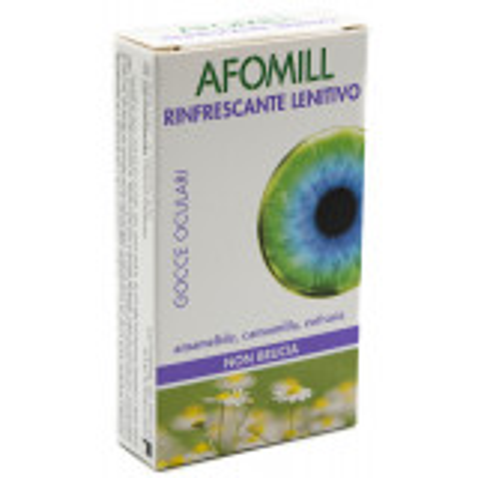 AFOMILL RINFRESCANTE GOCCE OCULARI 10FLx0.5ML