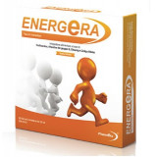 ENERGERA 10 FLACONI MONODOSE 10ML