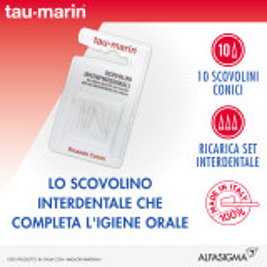 TAUMARIN Scovolini Interprossimali Ricambi Conici