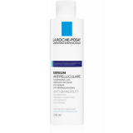 LA ROCHE-POSAY KERIUM Shampoo-Gel Anti-forfora grassa 200ml
