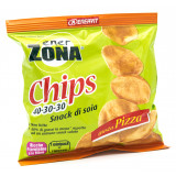ENERZONA CHIPS 40-30-30 GUSTO PIZZA 23G