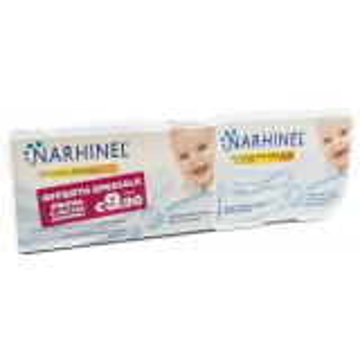 NARHINEL BIPACK 1 ASP+150ML