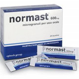 NORMAST 600MG 20BST MICROGRANULI