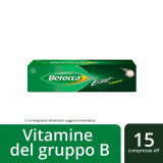 BEROCCA Boost Integratore Alimentare 15compresse