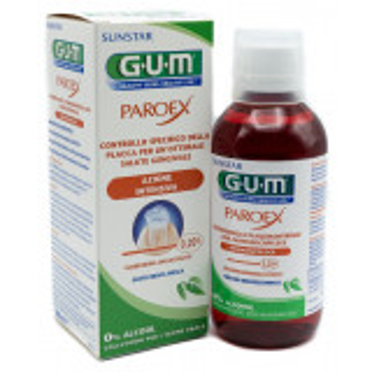 GUM PAROEX 0.20% COLLUTORIO 300ML