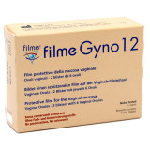 FILME GYNO-V 12OVULI