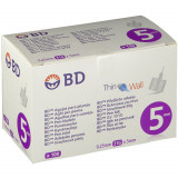 AGO THINWALL BD 31G 5MM 100PZ