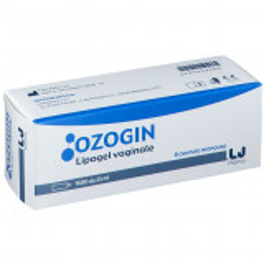 OZOGIN LIPOGEL VAGINALE 25ML +6CANNULE MONOUSO