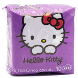 HELLO KITTY ASSORBENTI ULTRA LUNGO CON ALI 10PZ