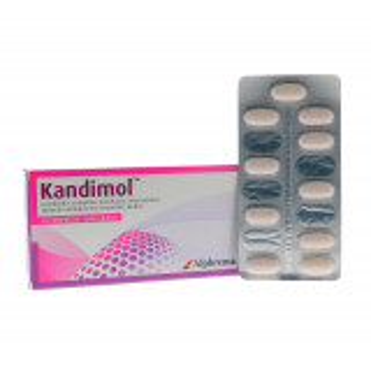 KANDIMOL 20CPR