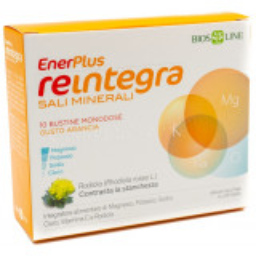 BIOSLINE ENERPLUS REINTEGRA 10BST