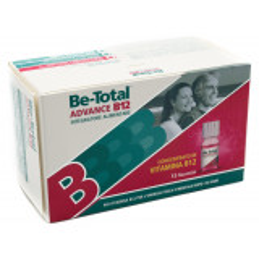 BETOTAL ADVANCE B12 15FLACONCINI