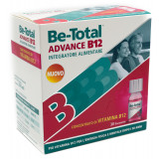 BETOTAL ADVANCE B12 30FLACONCINI