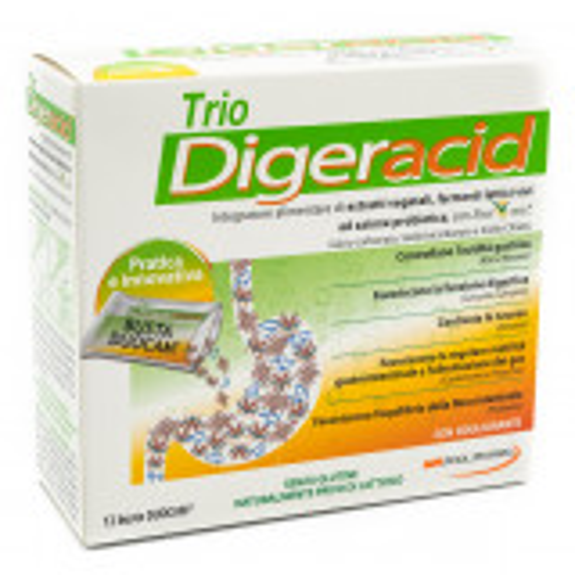 TRIO DIGERACID 12BST