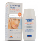 ISDIN FOTOULTRA100 ACTIVE UNIFY FUSION FLUID SPF50+ 50ML