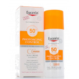 EUCERIN SUN CC CREMA VISO COLORATA SP50+ 50ML