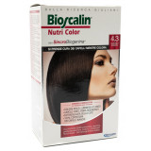 BIOSCALIN NUTRICOLOR 4.3 CASTANO DORATO