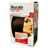 BIOSCALIN NUTRI COLOR BIOSCALIN NUTRI COLOR con SincroBiogenina Trattamento Colorante 5.3 Castano Chiaro Dorato