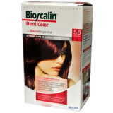 BIOSCALIN NUTRI COLOR con SincroBiogenina Trattamento Colorante 5.6 Mogano