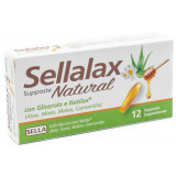 SELLALAX SUPPOSTE NATURAL 12SUPP