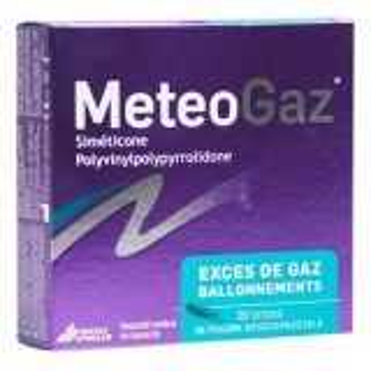 METEOGAS 20BST