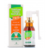 TANTUM VERDE NATURA TRIS SPRAY ORALE 15ML