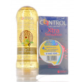 CONTROL KIT XTRA SENSATION 6PZ + GEL MADAGASCAR SWEETNESS 200ML