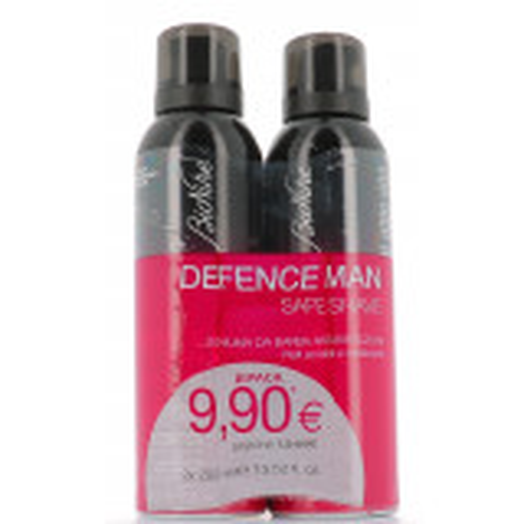 BIONIKE DEFENCE MAN SCHIUMA 200MLX2