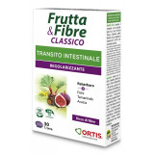 FRUTTA E FIBRE CLASSICO 30 Compresse