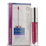 INCAROSE PIU' VOLUME LIQUID MATTE EXTREME PURPLE 06 4ML
