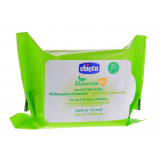 CHICCO NATURAL SALVIETTE ZANZARE 20PZ